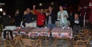 Ampute Milli Takımı Teknik Direktörü Çakmak'ın memleketi Zile'de coşkulu kutlama
