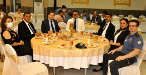 Yeni Erbaa Kaymakamına Tekirdağ'da veda yemeği düzenlendi