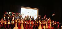 4-6 Yaş Grubu Kur'an Kursu Öğrencilerinden Yıl Sonu Programı