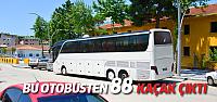 54 Kişilik Otobüste 88 Kaçak Mülteci