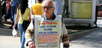 88 Yaşındaki Emekli, Ormanların Korunması İçin Türkiye'yi Dolaşıyor