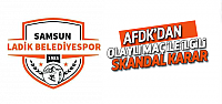 AFDK'dan skandal karar