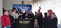 AK Parti Kadın Kolları Kılıçdaroğlu'nu Kınadı
