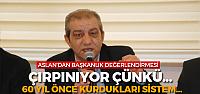 AK Parti'li Aslan: