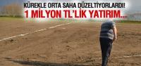 Almus'ta Tarlada Futbol Dönemi Kapanıyor