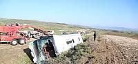 Antalya'dan Tokat'a geliyordu: 1 ölü, 38 yaralı