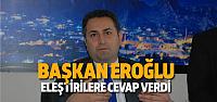 Başkan Eroğlu Yeni Sanayi Sitesi Projesi Eleştirilerine Cevap Verdi