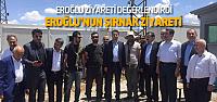 Başkan Eroğlu'nun Şırnak Ziyareti