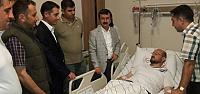 Başkan Özcan Ameliyat Oldu