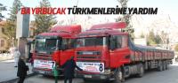 Bayırbucak Türkmenlerine Un Yardımı