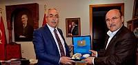 Bem-Bir-Sen Genel Başkanı'ndan Vali Can'a Ziyaret