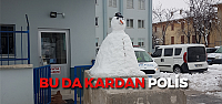 Bu da kardan polis