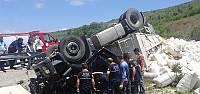Çamlıbel'de Feci Kaza 1 Ölü