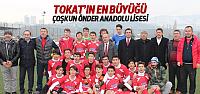 Coşkun Önder Anadolu Lisesi Tokat Şampiyonu