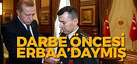 Cumhurbaşkanının Başyaveri Darbe Girişimi Öncesi Erbaa'daymış