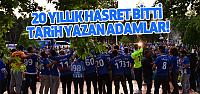 Erbaa'da 3.Lig Coşkusu