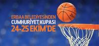 Erbaa'da Cumhuriyet Kupası