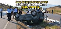Erbaa'da Kaza: 3 Yaralı