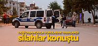 Erbaa'da silahlı kavga: 1 yaralı