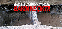 Erbaa'da Yolun Altından Oda Çıktı
