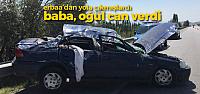 Erbaa'dan yola çıkmışlardı, Çorum Sungurlu'da kaza yaptılar : 2 Ölü 2 Yaralı