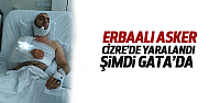 Erbaalı Uzman Çavuş Cizre'de Yaralandı
