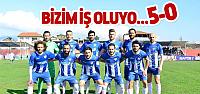 Erbaaspor: 5 Fatsa Belediyespor: 0