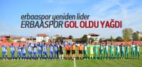 Erbaaspor Göreleye Gol Yağdırdı