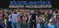 Erbaaspor Havza Belediyesporu Ağırlıyor
