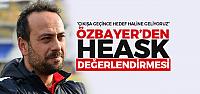 Erbaaspor Teknik Direktörü Özbayer'den HEASK maçı öncesi açıklama