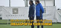 Erbaaspor'da Tekin Dönemi