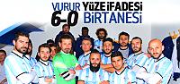 Erbaaspor'dan Ladik Belediyespor'a 6 Gol