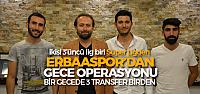 Erbaaspor'dan Transfer Atağı