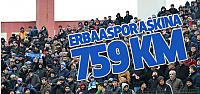 Erbaaspor'u Desteklemek için İstanbul'dan Gelecekler