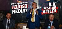 Erbaa'ya TDİOSB kurulacak