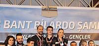 Genç Bilardocu Arda Güngör Şampiyonluk için Ürgüp'e gidiyor