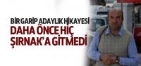 Hiç Gitmediği Şırnak'tan Milletvekili Adayı Gösterildi