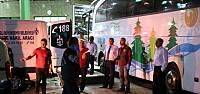 Memleketine Giderken Otobüste Öldü, Cesedi Bagaja Konuldu