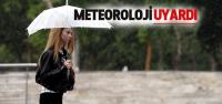 Meteoroloji'den 20 İle Sağanak ve Kuvvetli Yağış Uyarısı