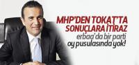 MHP'den Seçim Sonuçlarına İtiraz