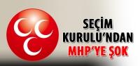 MHP'nin Tokat'taki Seçim İtirazına Ysk'dan Ret