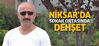 Niksar'da Cinayet