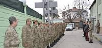Niksar'da polis ve askere destek