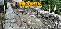 Niksar'da Tarihi Köprülere Restorasyon