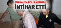 Polis Memuru Evinde İntihar Etti, Eşi ve Çocukları Yıkıldı