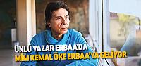 Prof. Dr. Mim Kemal Öke Erbaa'ya Geliyor