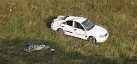 Reşadiye'de trafik kazası 3 ölü 4 yaralı