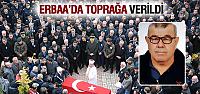 Şehit Cenazesinde Kalp Krizinden Ölen Emekli Toprağa Verildi
