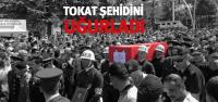 Şehit Teğmen Turan'ı 10 Bin Kişi Son Yolculuğuna Uğurladı