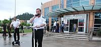 Tokat Devlet Hastanesi'nde 'cincırlı' ekipler görev başında